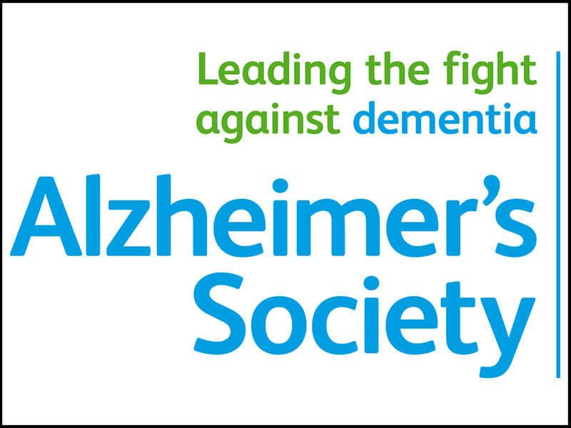 Roxana awarded a Dementia Leader Award by the Alzheimer's Society